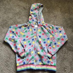 Girls size 150 hannaAndersson hoodie